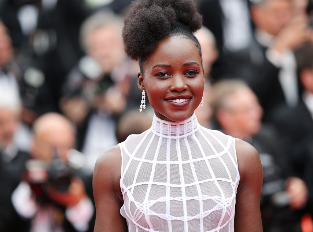 ESC: Cannes 2018, Best Beauty, Lupita Nyong'o