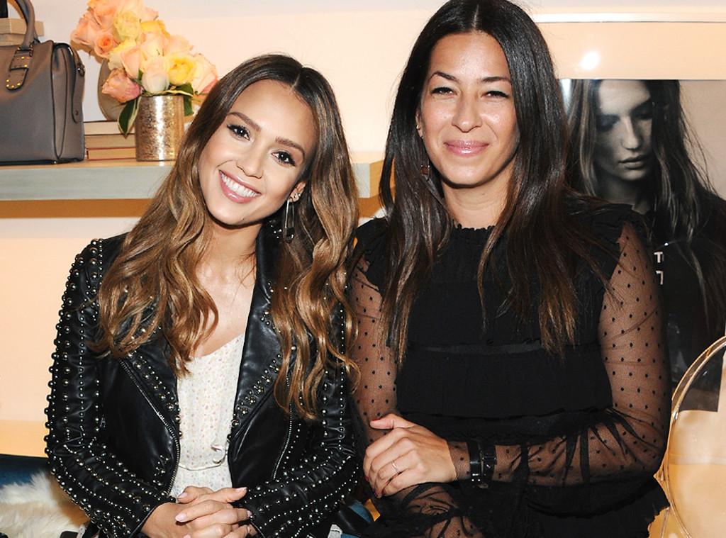 ESC: Jessica Alba, Rebecca Minkoff
