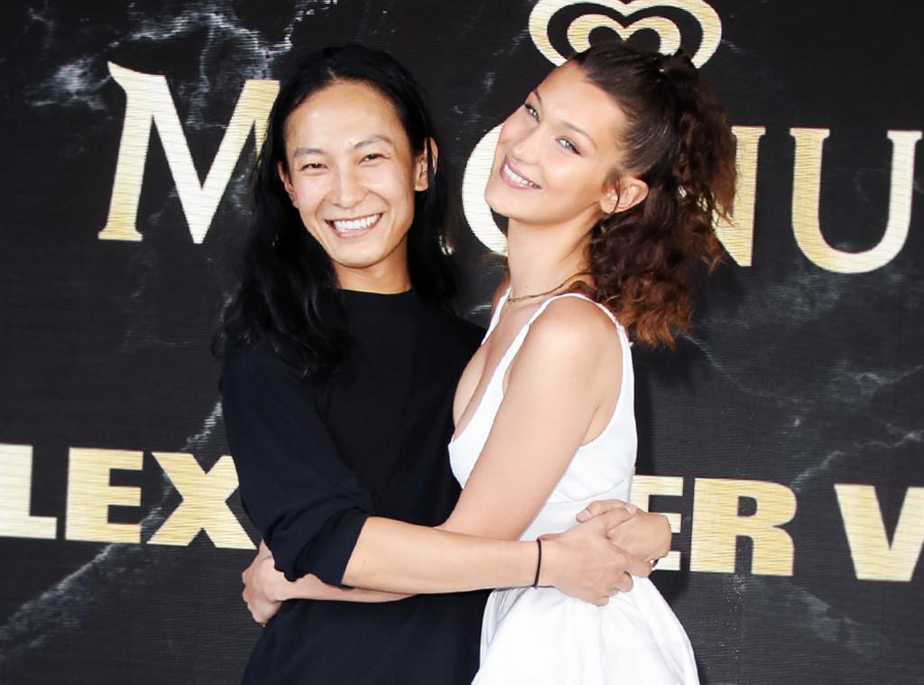 ESC: Bella Hadid, Alexander Wang
