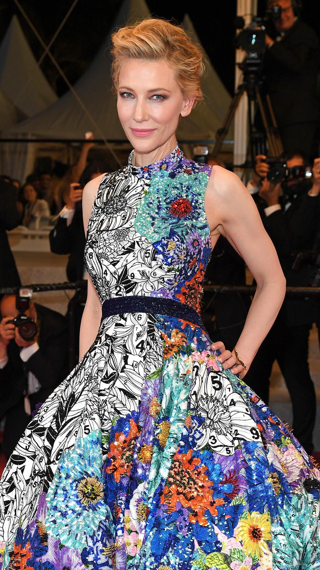 Cate Blanchett, 2018 Cannes Film Festival