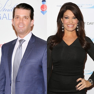 Donald Trump Jr., Kimberly Guilfoyle