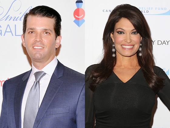 How Donald Trump Jr. and Kimberly Guilfoyle Are Celebrating Their First Christmas as a Couple