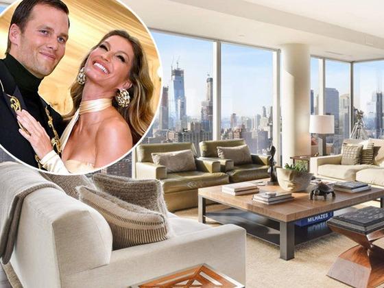 Tom Brady and Gisele Bündchen Sell $13.95 Million New York Home