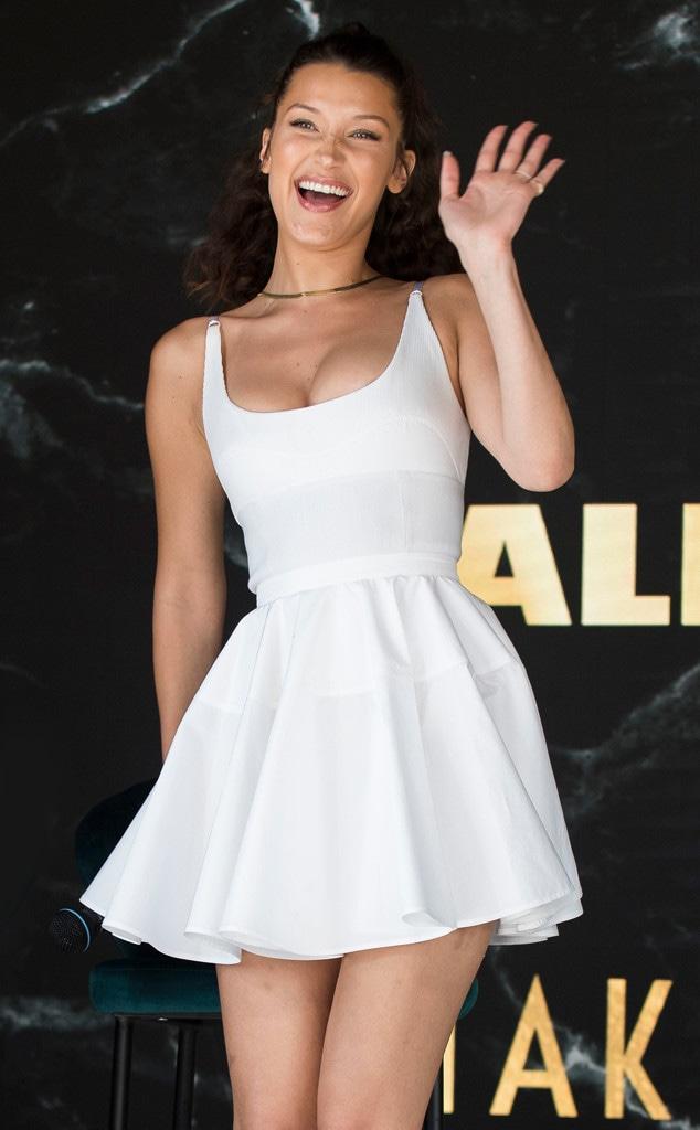 Bella Hadid, 2018 Cannes Film Festival