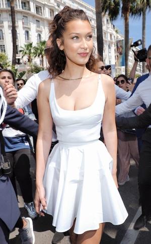ESC: Street Style, Cannes 2018, Bella Hadid