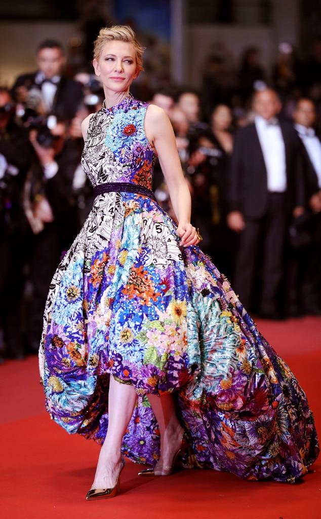 Cate Blanchet moda y vestidos