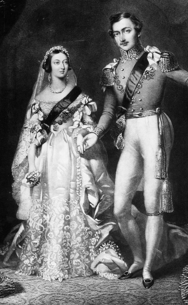 Queen Victoria, Prince Albert, Wedding