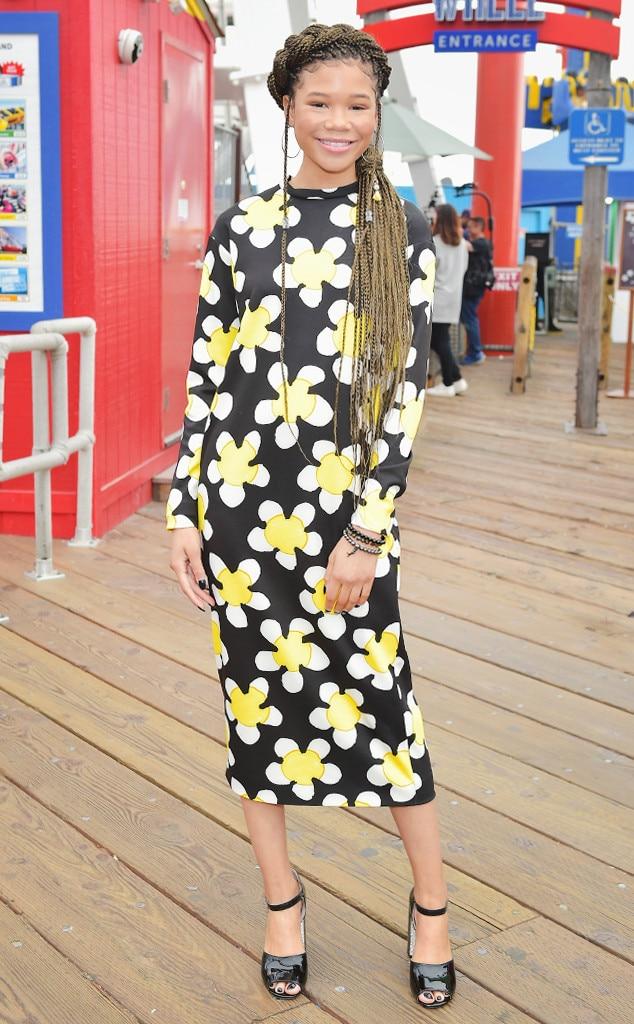 ESC: Best Dressed, Storm Reid