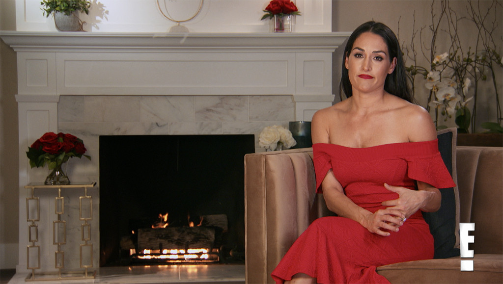 Nikki Bella, Total Bellas 301