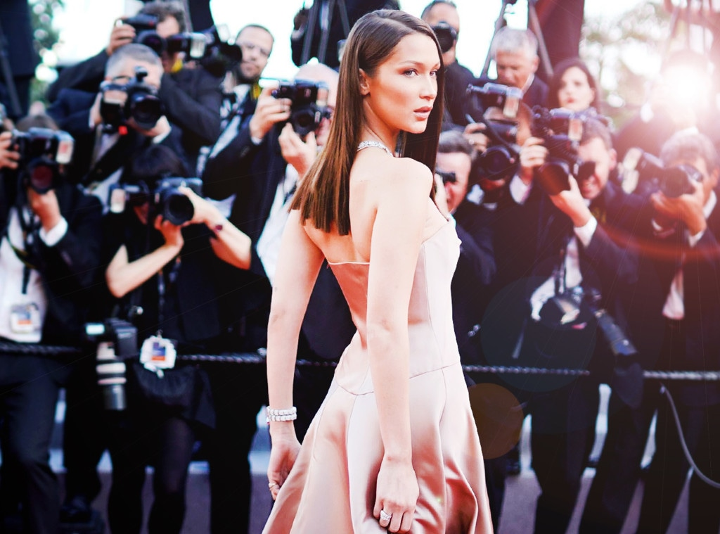 ESC: Best Dressed, Cannes Film festival, Bella Hadid