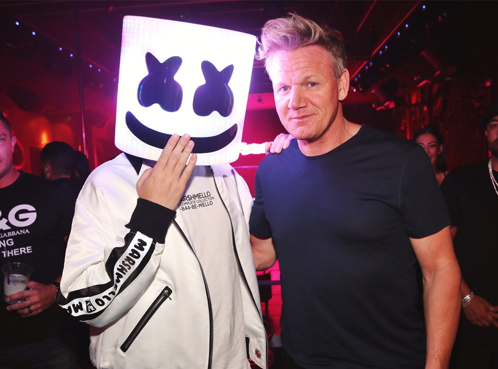 Gordon Ramsay, Marshmello