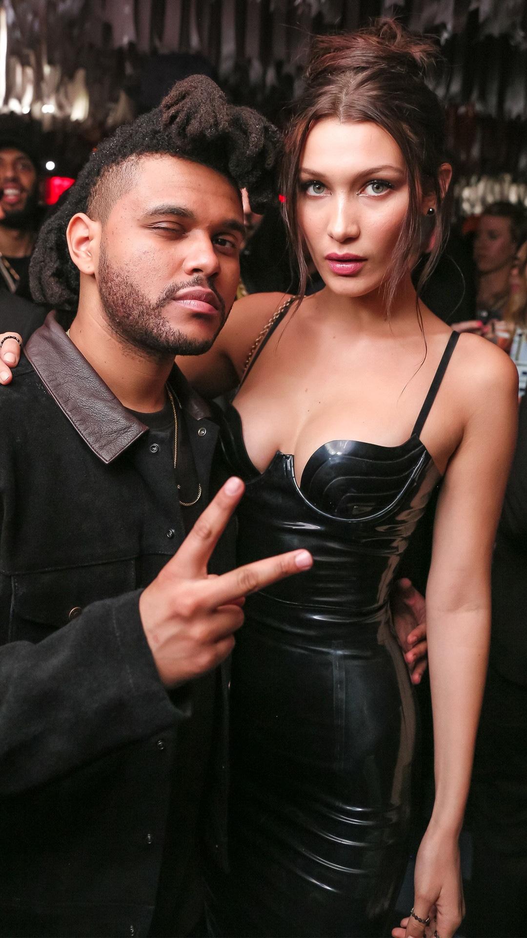 The Weeknd, Bella Hadid, MET Gala 2016, Inside Party Pics, Exclusive