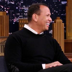 Alex Rodriguez, The Tonight Show, Jimmy Fallon