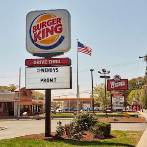 Burger King, Wendy's