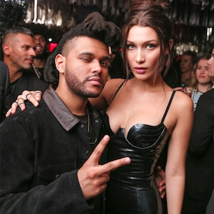 The Weeknd, Bella Hadid, MET Gala 2016, Inside Party Pics, Exclusive