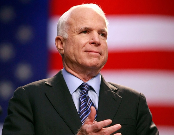 John McCain, War Hero and Maverick of the U.S. Senate, Dead at 81