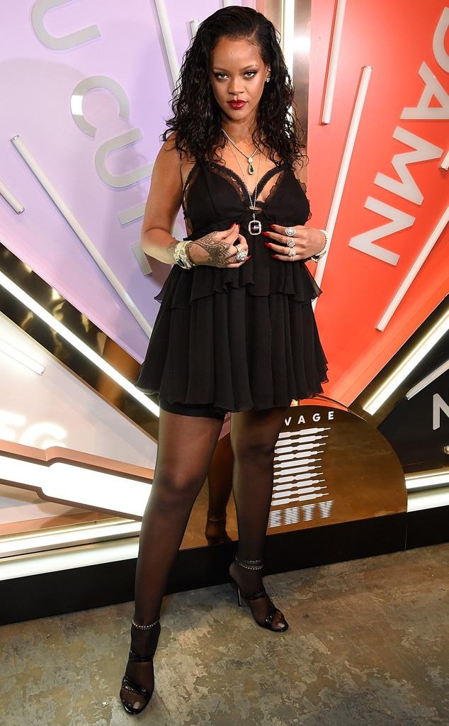 Rihanna, Savage X Fenty Launch