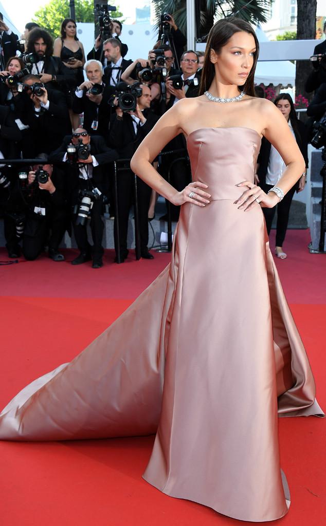 Bella Hadid, Cannes Film Festival, 2018
