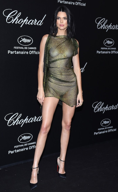 Kendall Jenner, 2018 Cannes Film Festival