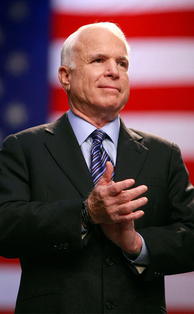 John McCain, 2008