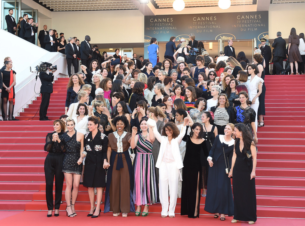Protest, Cannes Film Festival 2018