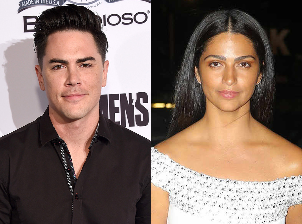 Tom Sandoval, Camila Alves