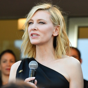 Cate Blanchett, Cannes Film Festival 2018, Protest