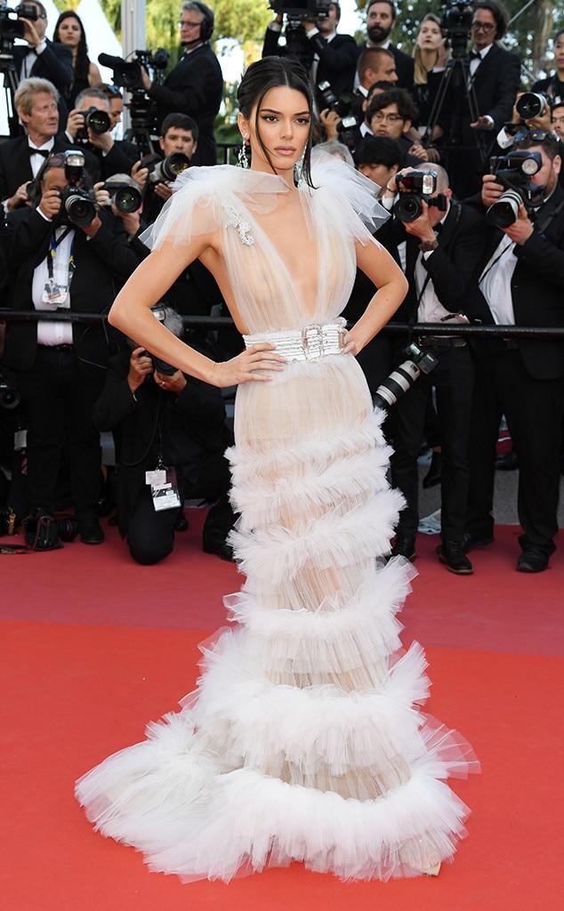 Image result for cannes film festival 2018 Kendall Jenner