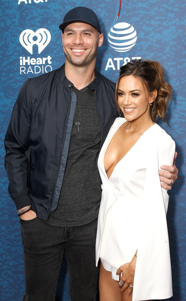 Jana Kramer, Mike Caussin