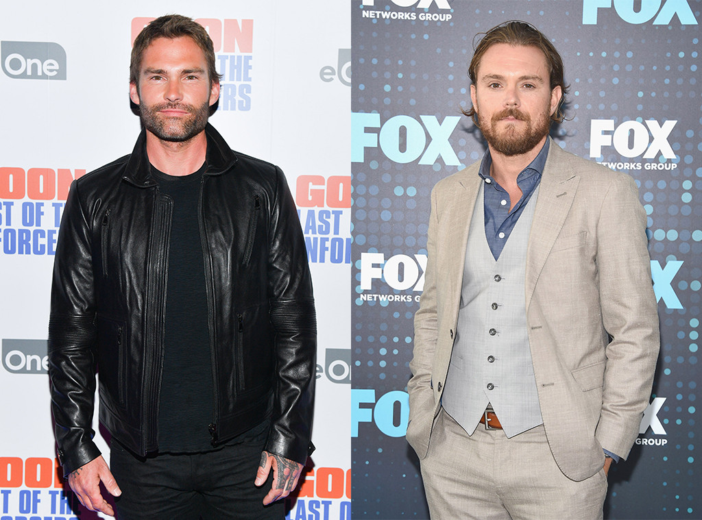 Seann William Scott, Clayne Crawford