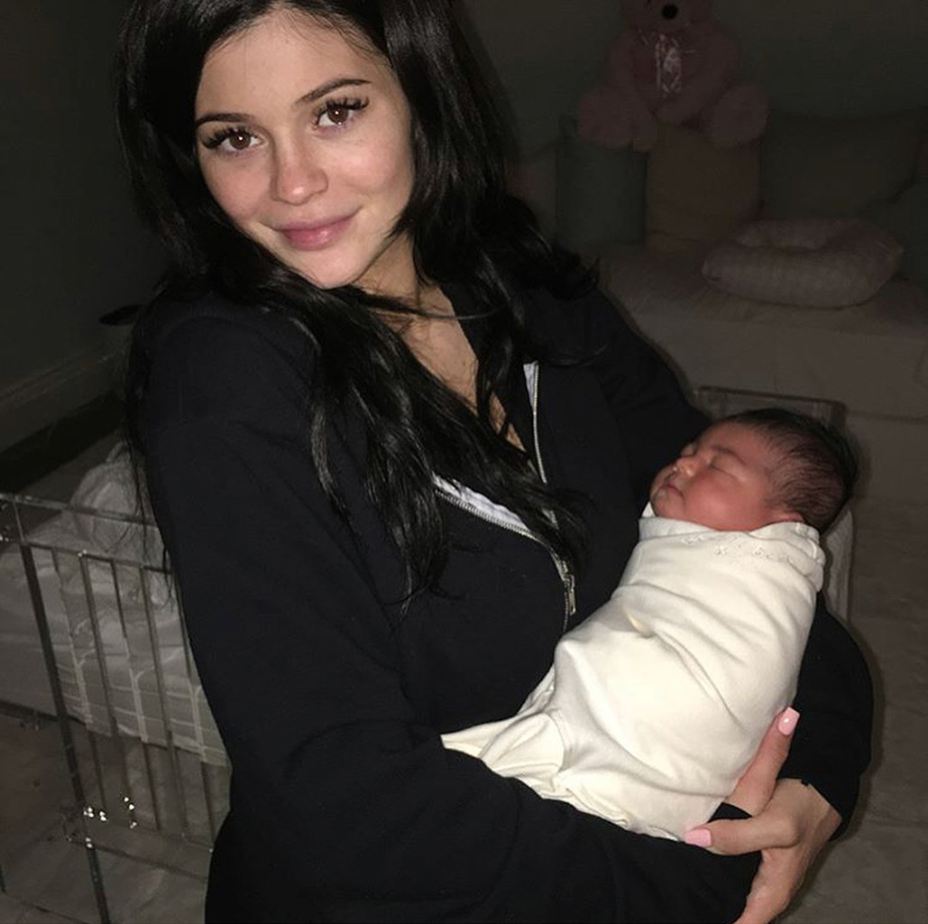 Kylie Jenner, Stormi, Mother's Day 2018