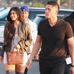 Tim Chung, Kylie Jenner's bodyguard