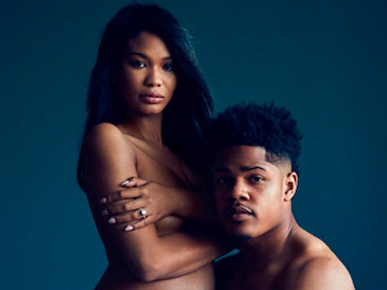 Chanel Iman and Sterling Shepard Are Expecting A Baby Girl