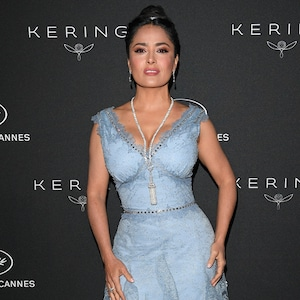 Salma Hayek, Women in Motion Awards Dinner, 2018 Cannes Film Festival