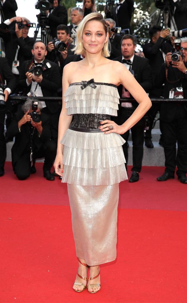 Marion Cotillard, 2018 Cannes Film Festival