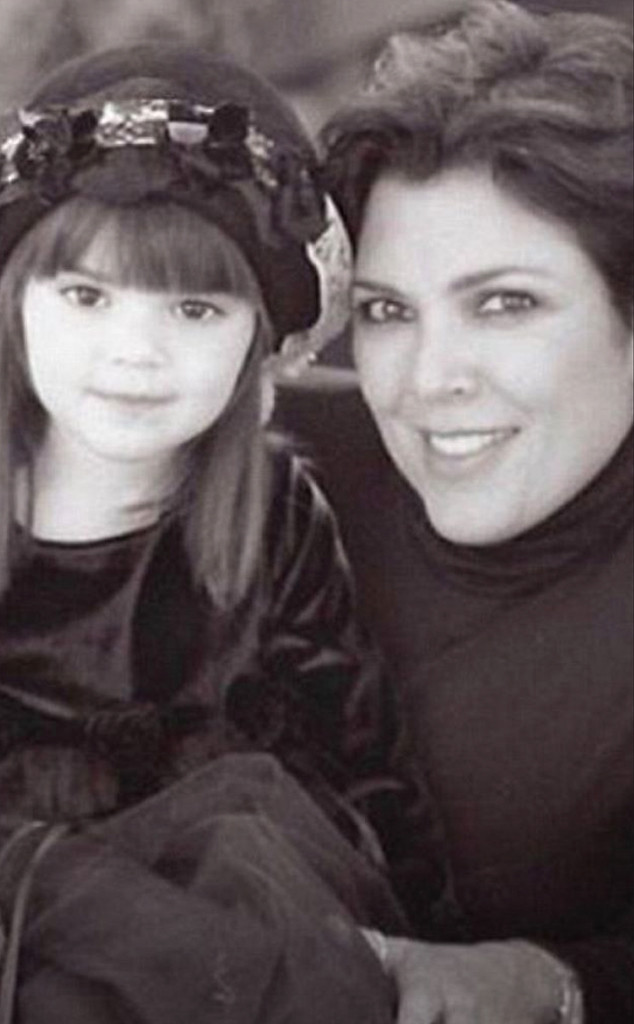 Kendall Jenner, Kris Jenner, Mother's Day 2018