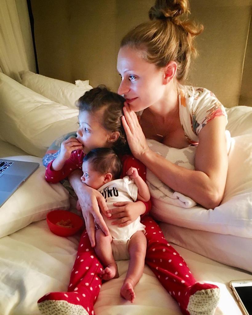 Dwayne Johnson, Lauren Hashian, Mothers Day 2018