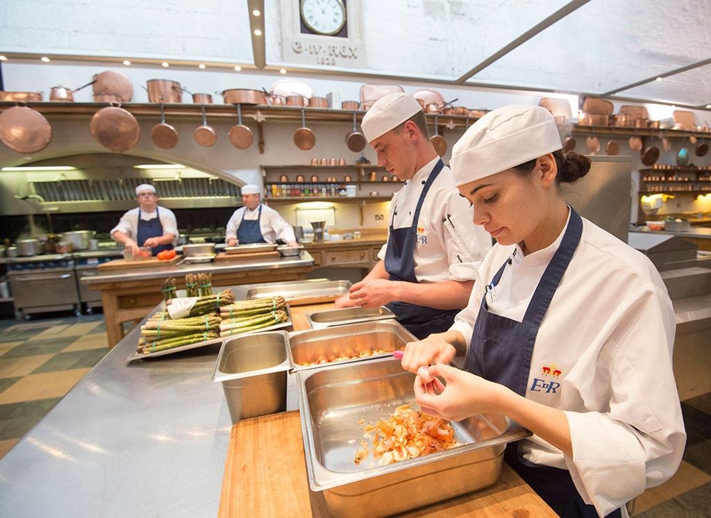 Royal Wedding, Meghan Markle, Prince Harry, Kitchen, Food