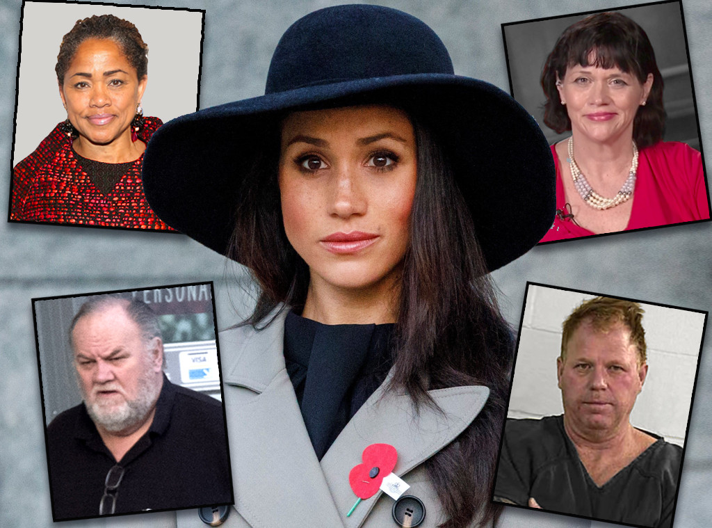 Meghan Markle, Family