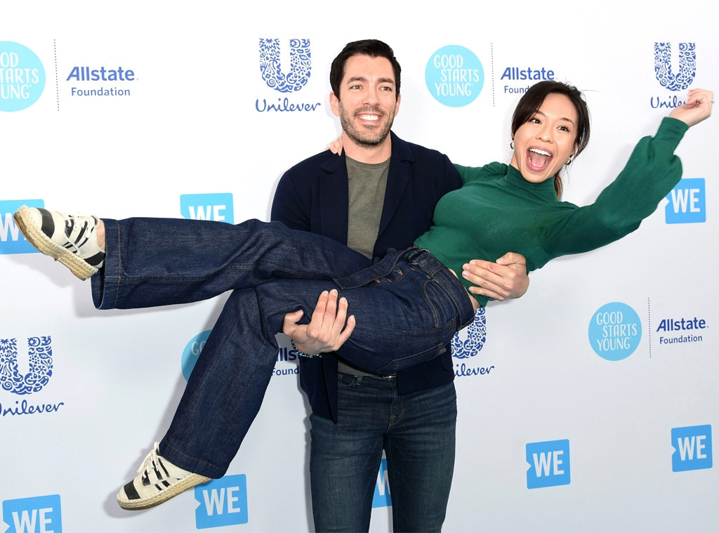 Drew Scott property brothers
