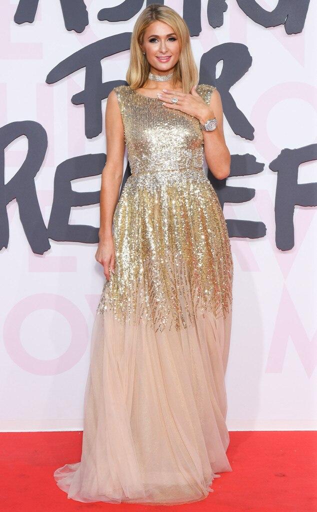 Paris Hilton, Fashion For Relief Cannes 2018