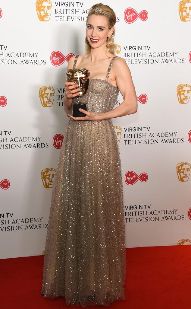 Vanessa Kirby, British Academy Television Awards