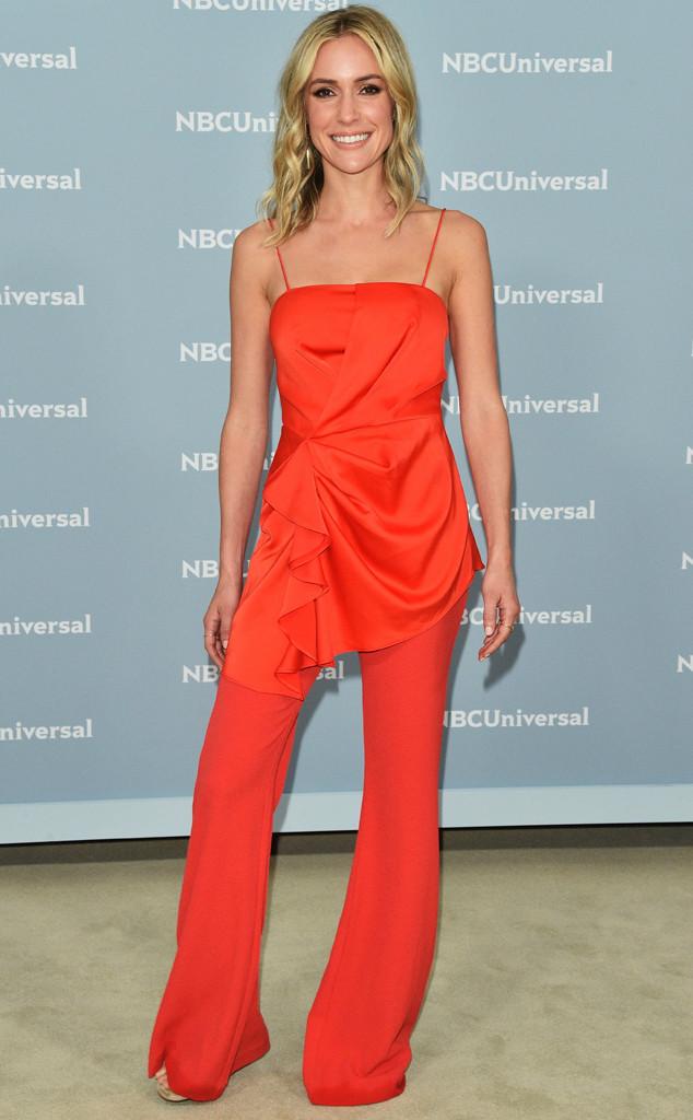Kristin Cavallari, NBCUniversal Upfront 2018