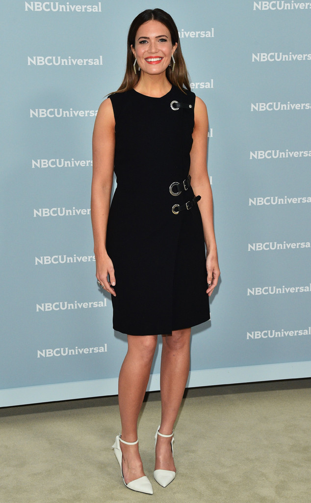 Mandy Moore, NBCUniversal Upfront 2018