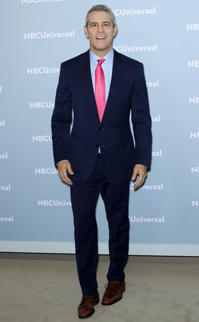 Andy Cohen, NBCUniversal Upfront 2018