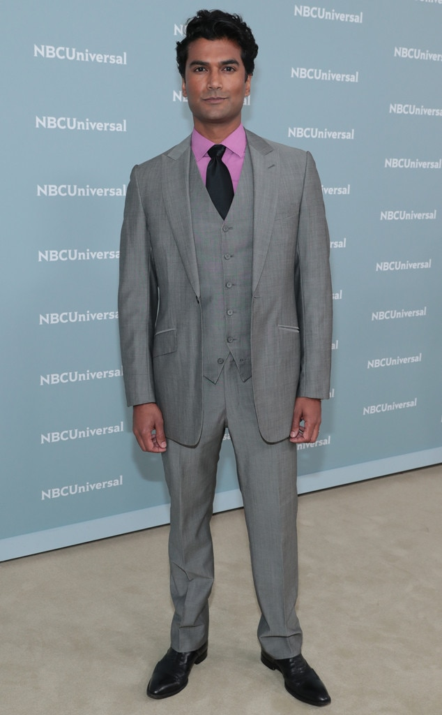 Sendhil Ramamurthy, NBCUniversal Upfront 2018