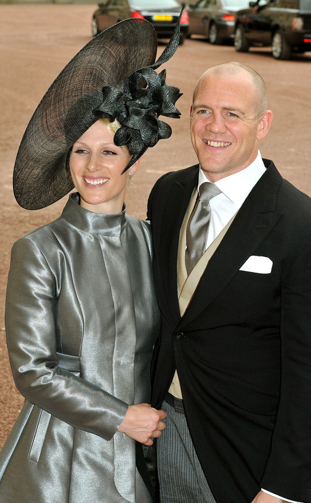 Zara Phillips, Mike Tindall, Royal Wedding 2011