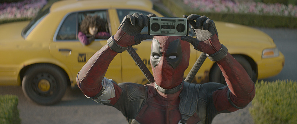 Ryan Renolds, Deadpool 2