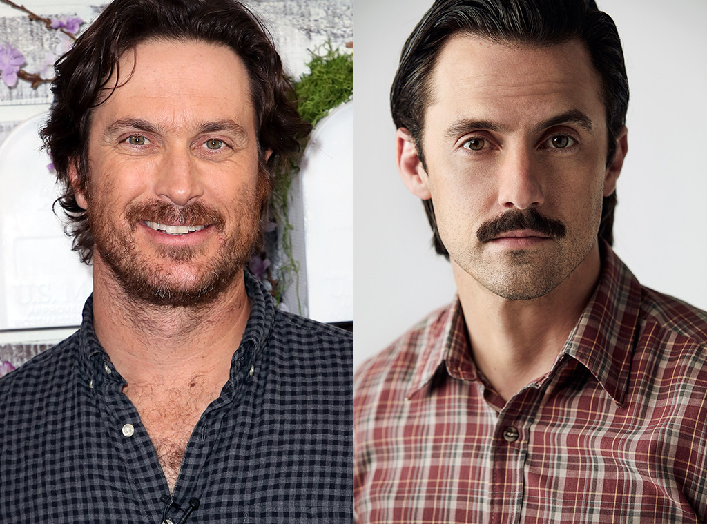 Oliver Hudson, Milo Ventimiglia, This Is Us