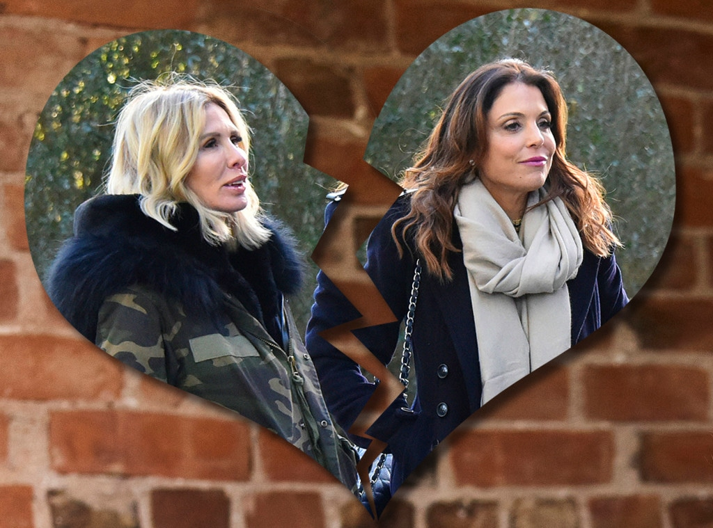 Carole Radziwill, Bethany Frankel, Real Housewives of New York